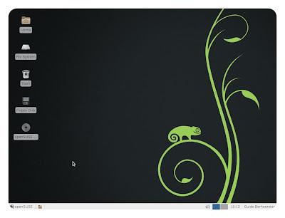 openSUSE 13.1 Xfce