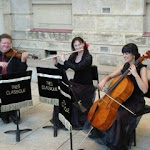 Winthrop Hall trio