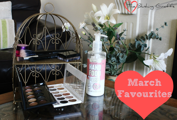march favourites the blushing giraffe