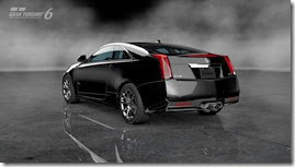 Cadillac CTS-V Coupe '11 (5)