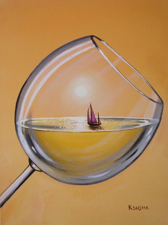 Sunset Chardonnay