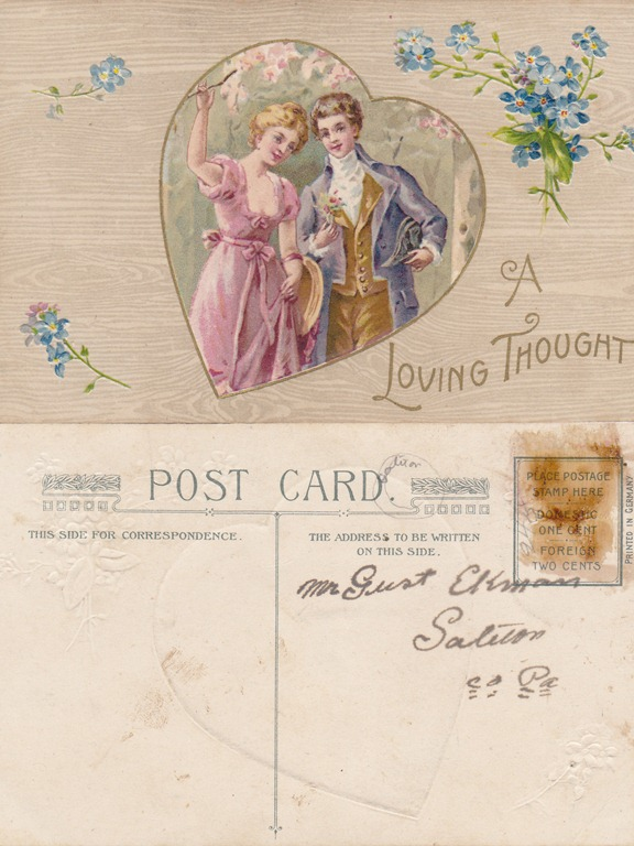 A Loving Thought C 190X