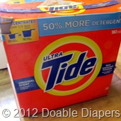 Tide for Diapers