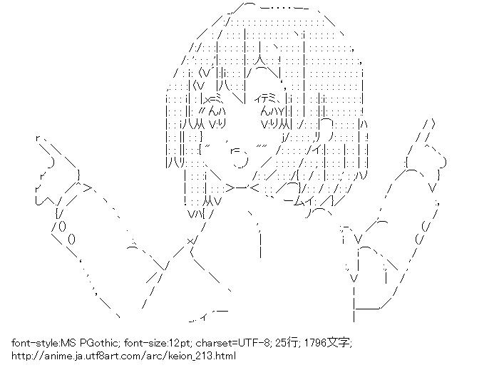 けいおん!,平沢唯