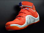 hardwood lebron4 orange 02 First Look at Nike LeBron X Low   Cavs Hardwood Classic?!