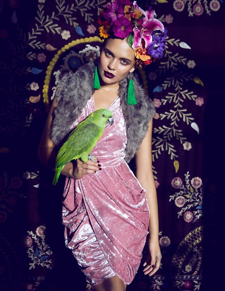 Frida Kahlo DV Mode 6