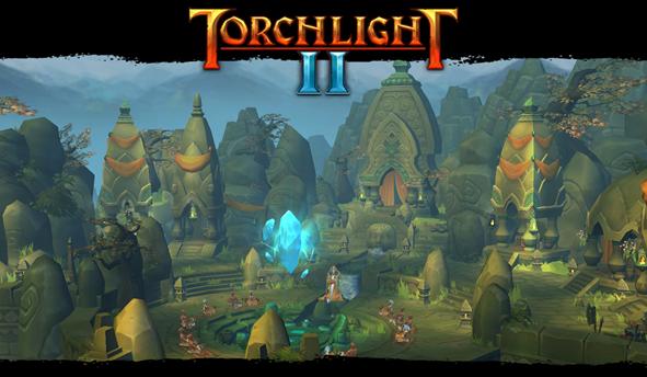 Torchlight II Estherian Enclave