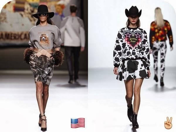 Madrid Fashion Week Otoño Invierno 2014 1