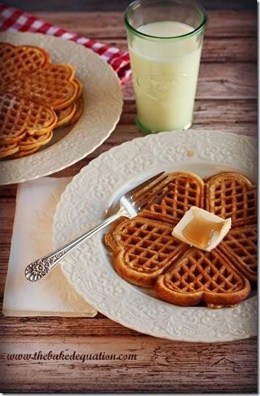 Gluten Free Waffles PM