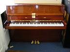 Monnington & Weston modern piano for sale