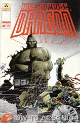 P00003 - Savage Dragon - Teenage M