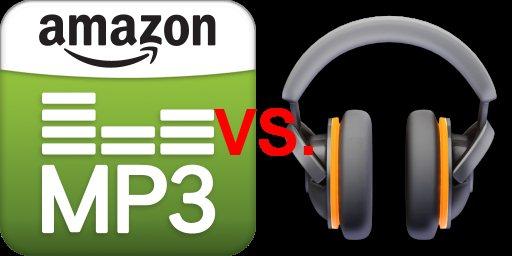 Google music vs Amazon cloud player