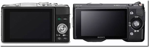 Panasonic Lumix DMC-GF6 vs Sony Alpha Nex-5N