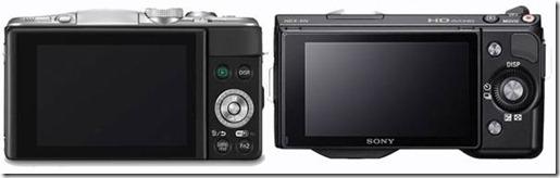 Panasonic Lumix DMC-GF6 vs Sony Alpha Nex-5N