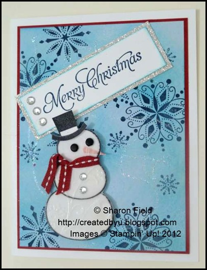 stylin snowfolks, snow swirled and more merry messages