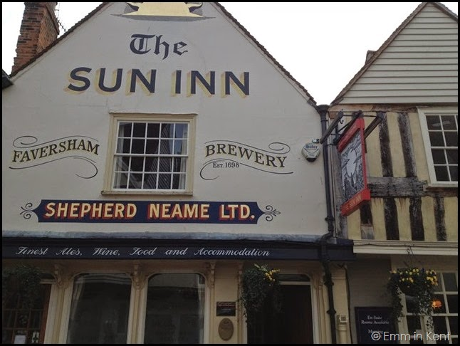 The Sun Inn, Faversham[8]