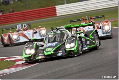 2012 World Endurance Championship.  Silverstone, August 2012.   Photo: Drew Gibson / Status
