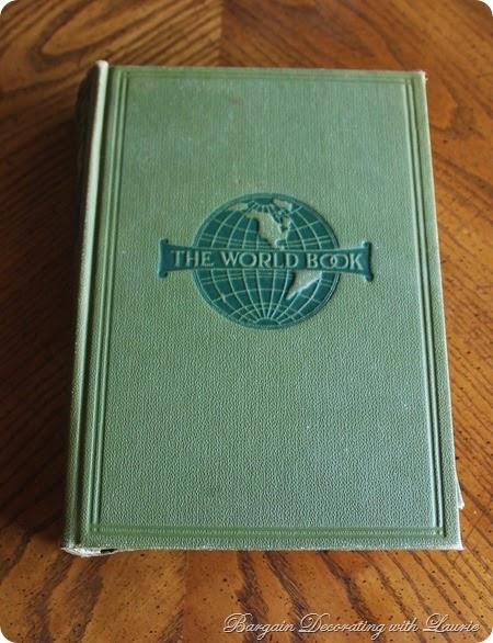 World Book outside