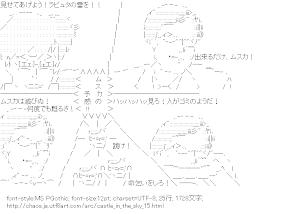 [AA]ムスカの予感!! (天空の城ラピュタ)