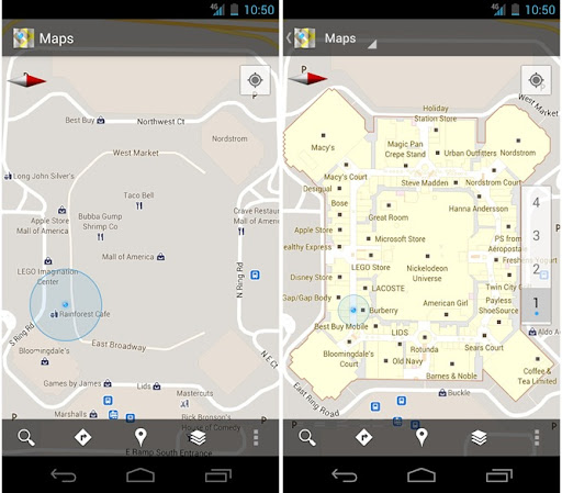 Google Maps 6.0