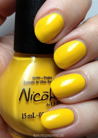 Nicole by OPI Hit The Lights