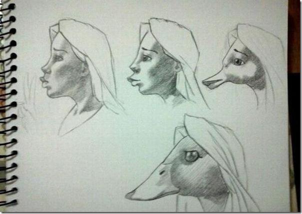 Anatomia de quem faz DuckFace