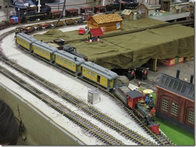 IMG_5568 Northwest G Railroad Club G-Scale Layout at the WGH Show in Portland, OR on February 18, 2007
