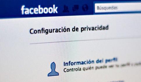 Personalización de Facebook recomendada