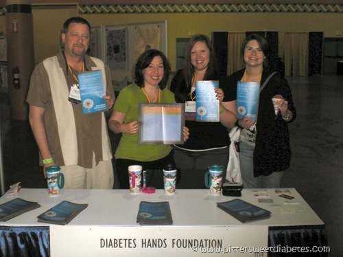 Diabetes Advocates in action!