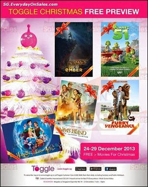 Toggle Christmas FREE Preview Singapore Jualan Gudang EverydayOnSales Offers Buy Sell Shopping