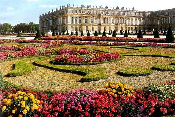 Versailles_GardenFachada sudoeste.