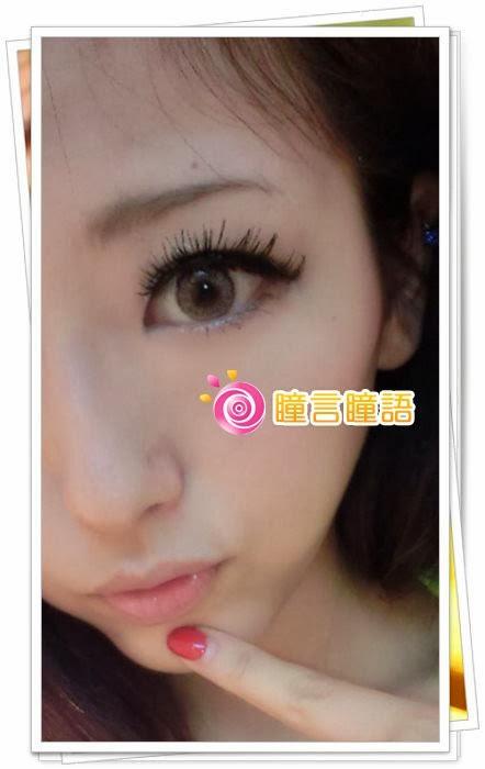 韓國NEO隱形眼鏡-天使三色灰4