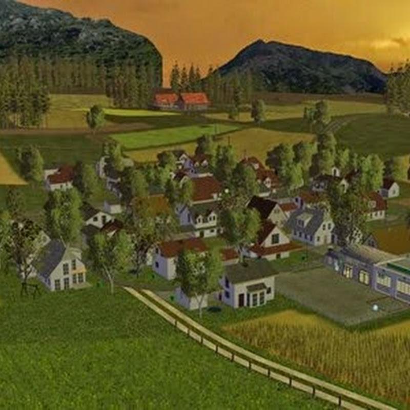 Farming simulator 2015 - Kleinbonn v 1.0