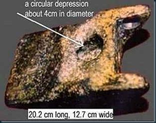 Artefato Misterioso Milenar Aiud