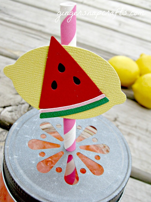watermelon and citrus dies from Lifestyle Crafts