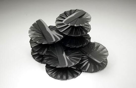 Escultura de pentes (4)