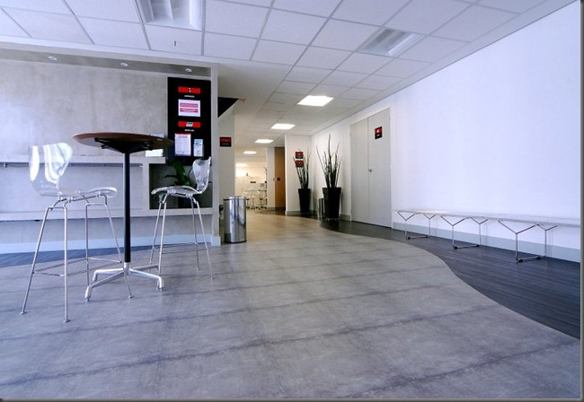 Piso PVC Cemento - Linha InterOffice
