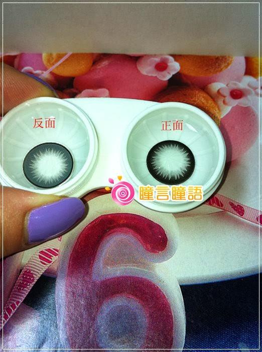 韓國GEO隱形眼鏡-Bella貝拉灰2