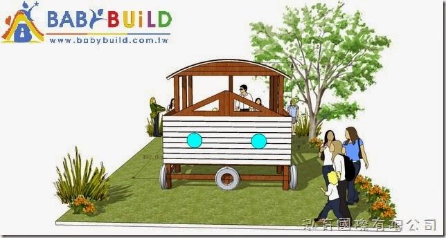 BabyBuild 火車遊戲平台設計