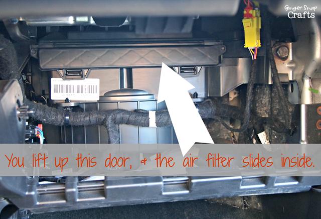#freshercar air filter