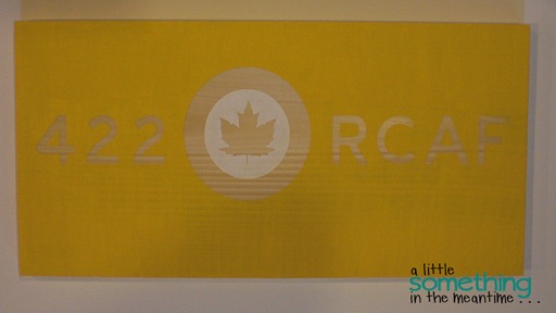 RCAF Sign Yellow Layer WM