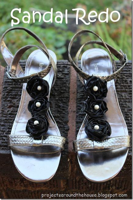 sandal redo