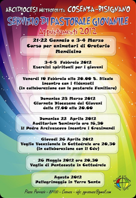 programma pg 2011-12