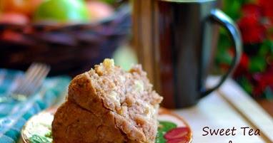 One Bowl Apple Cake Hand Mix No Flour