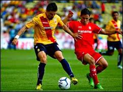 Toluca vs Morelia