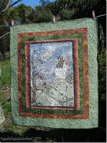 Gemma's quilt