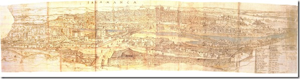 Salamanca-Anton Van den Wyngaerde-1570