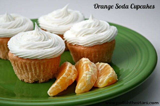 orange soda cupcakes 1