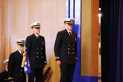 Mark Navy OCS Grad 7