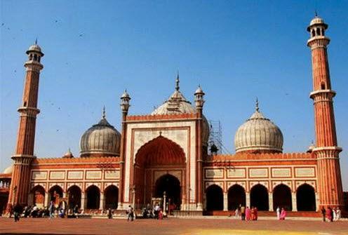 Đại giáo đường Hồi giáo Jama Masjid